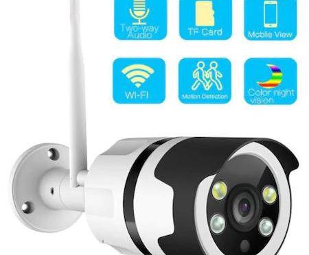 İnternetsiz Kablosuz Kamera
