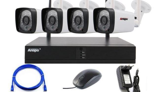 Kablosuz Kamera Sistemleri