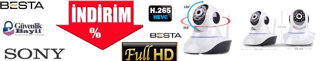 Kablosuz Kameralar Kablosuz ip kamera fiyatları